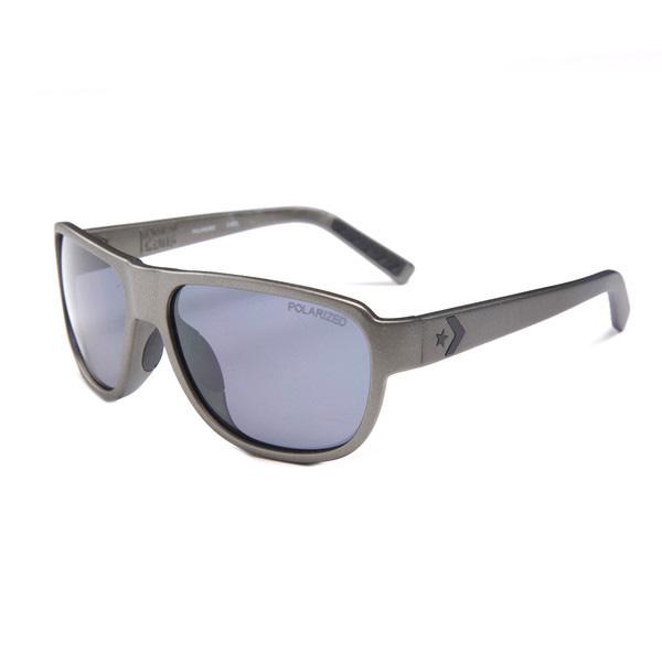 Gafas de sol unisex cal.61 acetato - gris