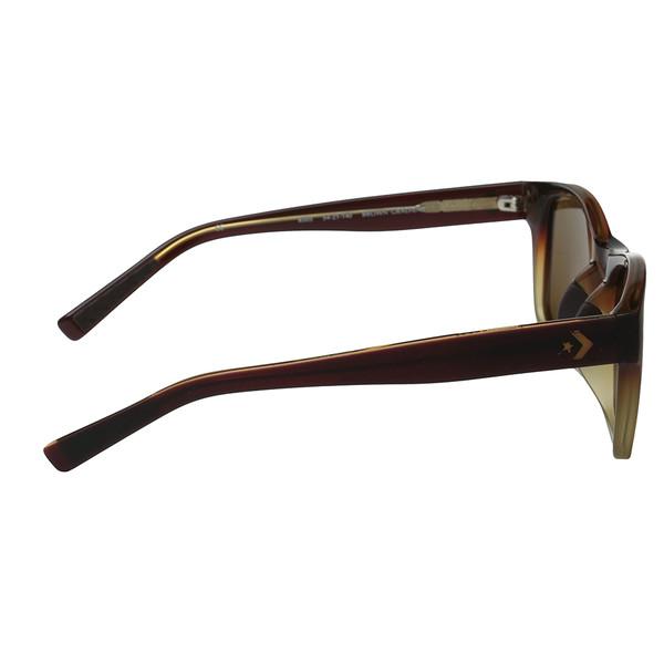 Gafas de sol unisex cal.54 acetato - marrón