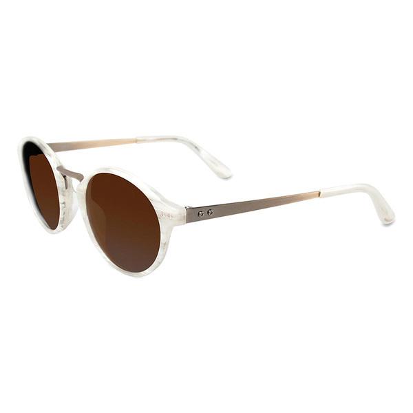 2628b0b78a Gafas de sol unisex calibre 51 metal/acetato - blanco CONVERSE CV Y008BON51