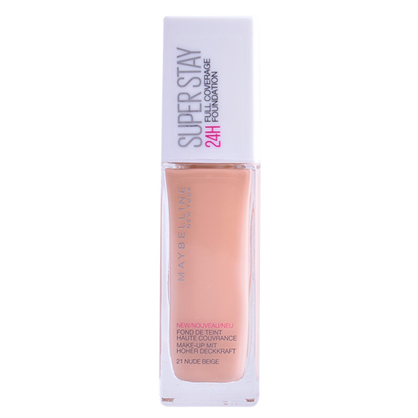 Base de maquillaje fluida 24h - #21 nude beige