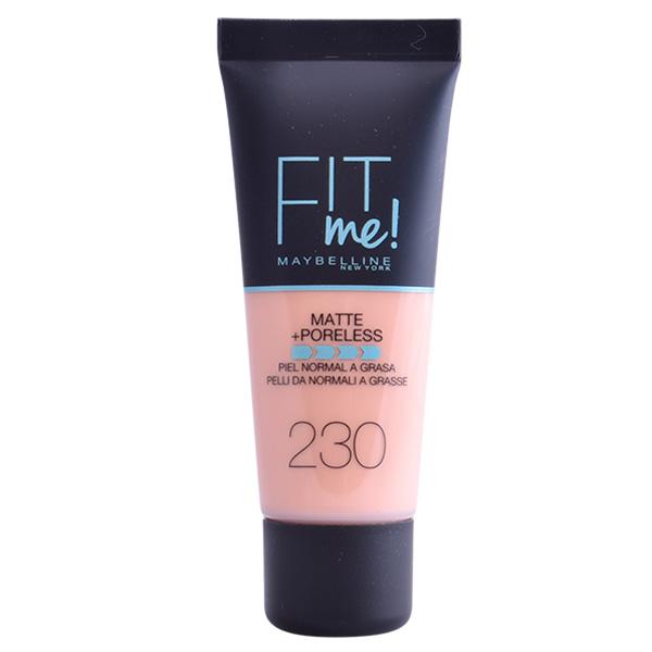 Base de maquillaje mate refina poros - #230 buff naturel