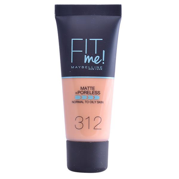 Base de maquillaje mate refina poros - #312 golden