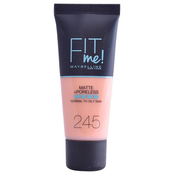 Base de maquillaje mate refina poros - #245 classic beige