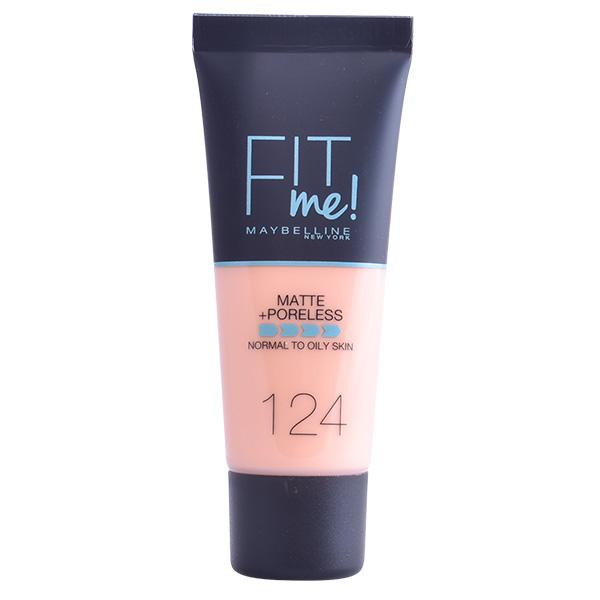 Base de maquillaje mate refina poros - #124 soft sand