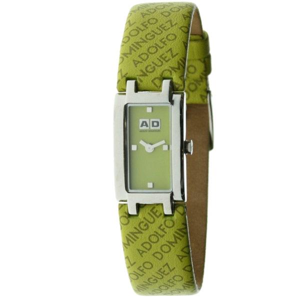 Reloj mujer analógico cuero - verde