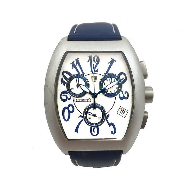 Reloj cronógrafo unisex - azul
