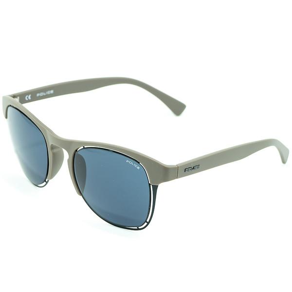 Gafas de sol hombre cal.51 plástico - gris
