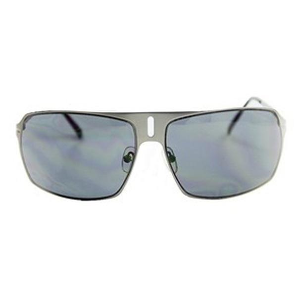 Gafas de sol de unisex calibre 65 metal - gris
