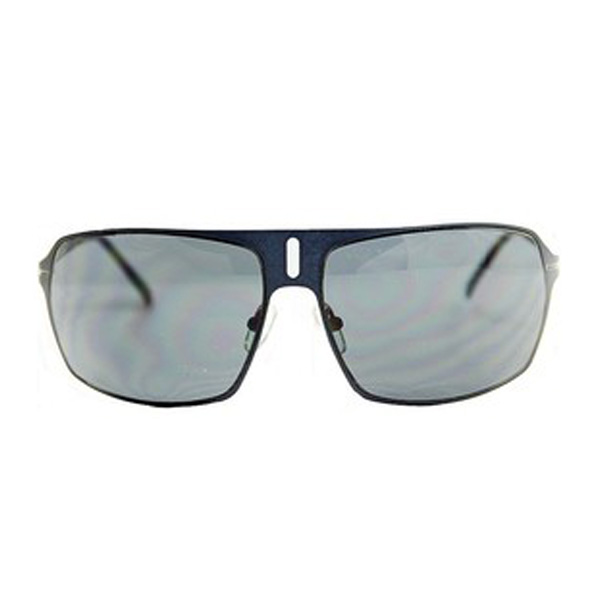 Gafas de sol unisex cal.65 metal - azul