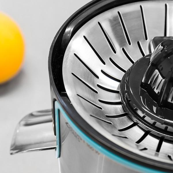 Exprimidor eléctrico Zitrus adjust 160 black