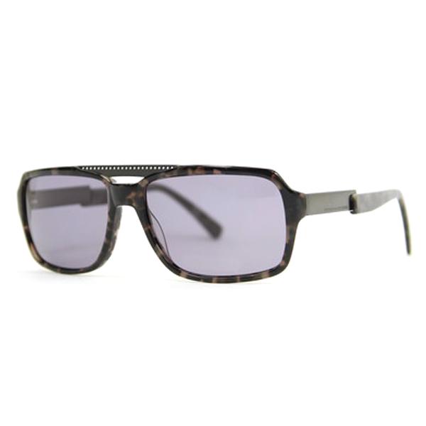 Gafas de sol hombre cal.59 acetato - negro