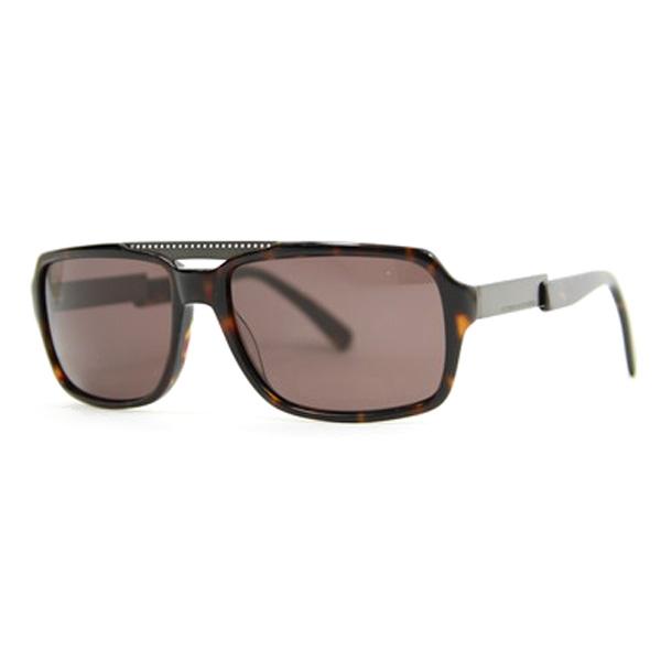 Gafas de sol hombre cal.59 acetato - marrón