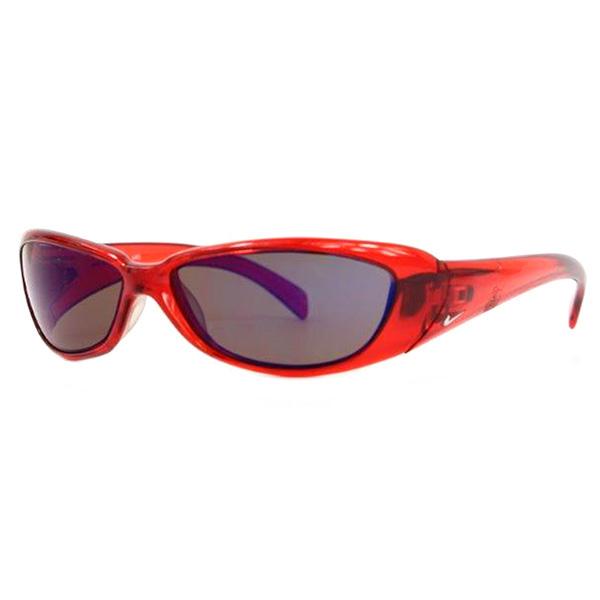 Gafas de sol unisex calibre 56 acetato - rojo