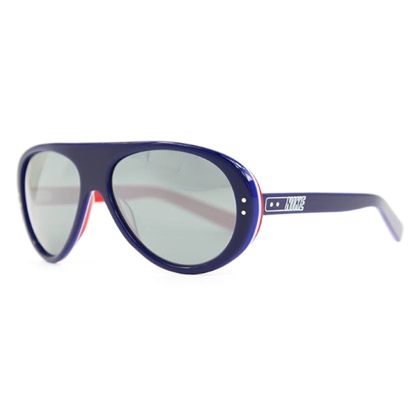 Gafas de sol unisex calibre 57 acetato - azul