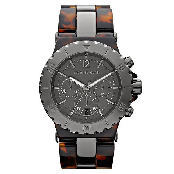 Marróngris Reloj Aluminiopolicarbonato Hombre Hombre Reloj LqRj354A