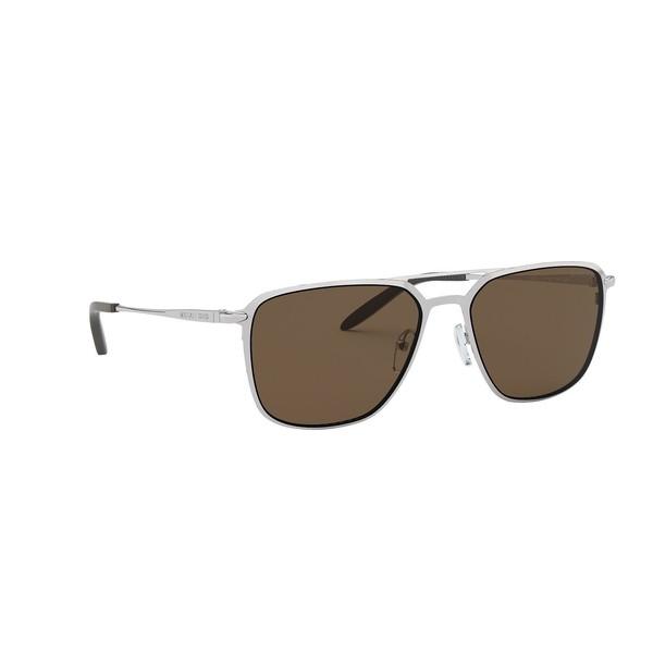 Gafas de sol hombre - plateado