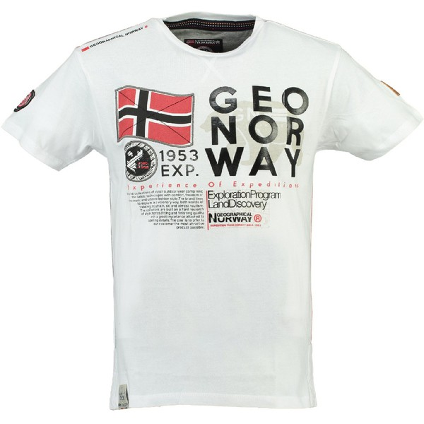 Camiseta Jasado infantil - blanco