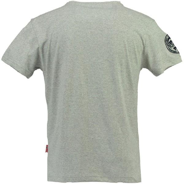 Camiseta Jigabio - gris mezcla
