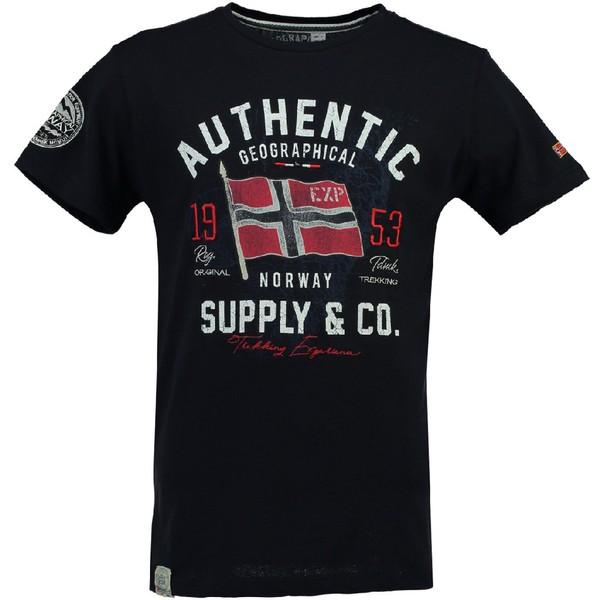Camiseta Jigabio - marino