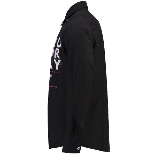 Camisa hombre - negro