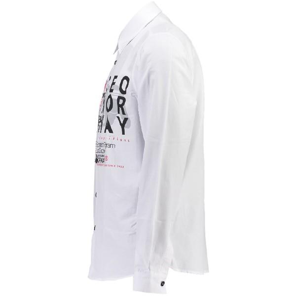 Camisa hombre - blanco