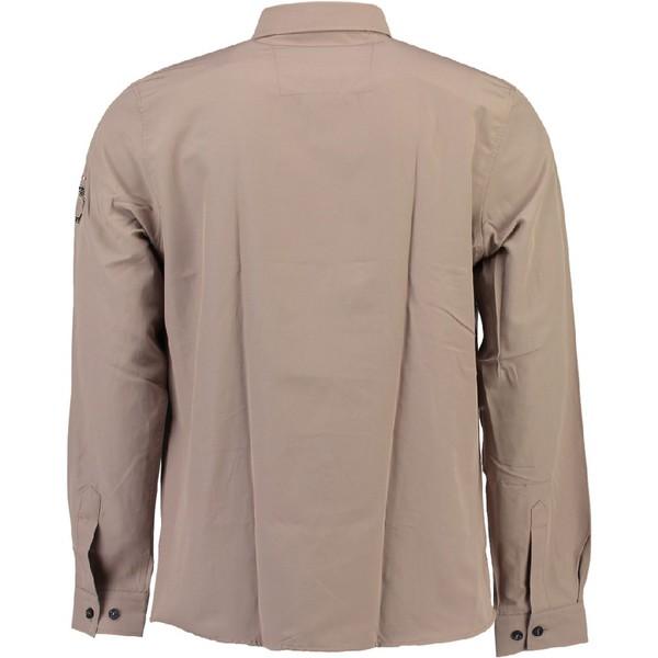 Camisa hombre - beige