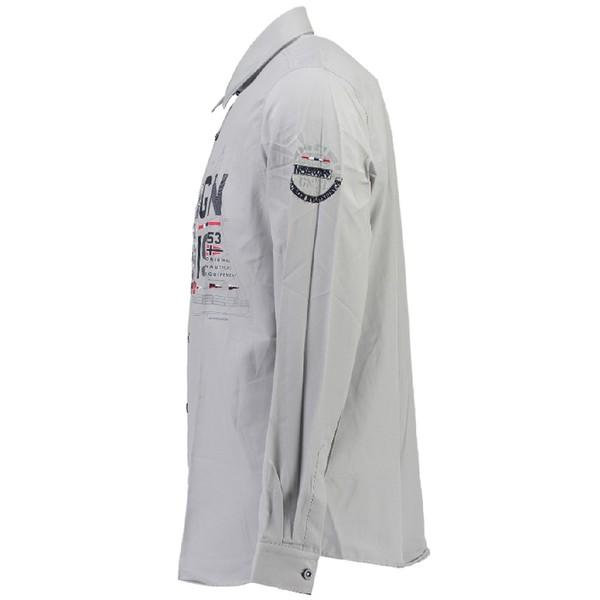 Camisa hombre - gris