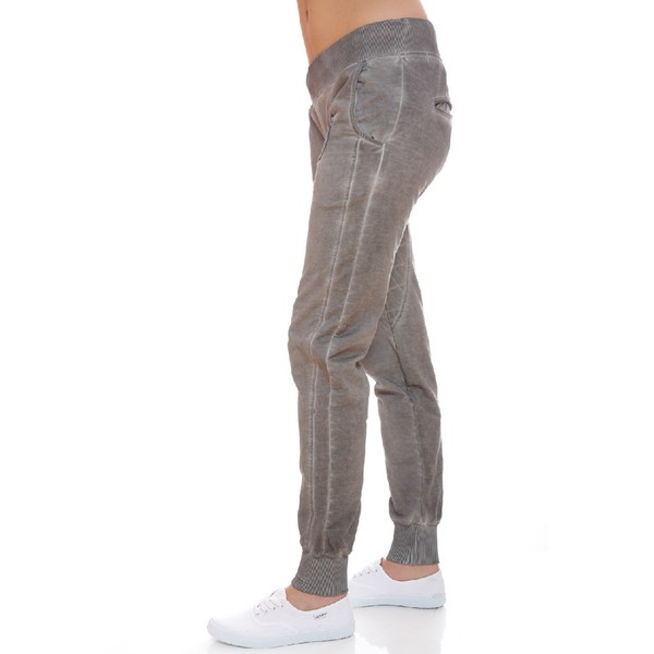 Pantalón jogging Mexcellence mujer - gris claro