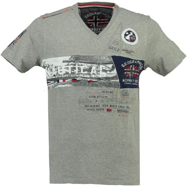Camiseta Jalapeno - gris mezcla