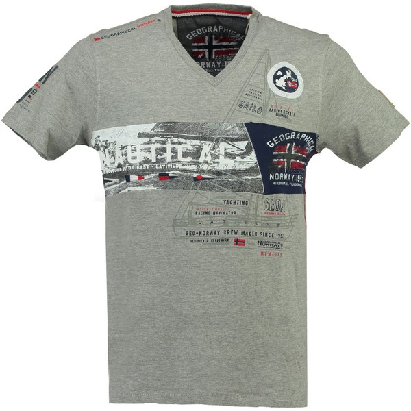 Camiseta Jalapeno infantil - gris mezcla
