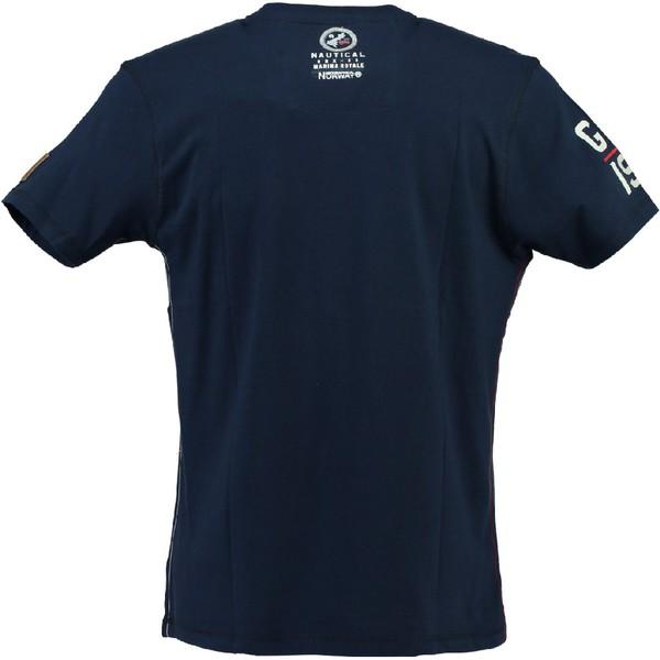 Camiseta Jalapeno infantil - marino