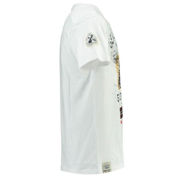 Camiseta Jilliam infantil - blanco