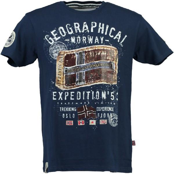 Camiseta Jilliam infantil - marino