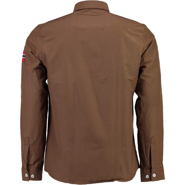 Camisa hombre - taupe