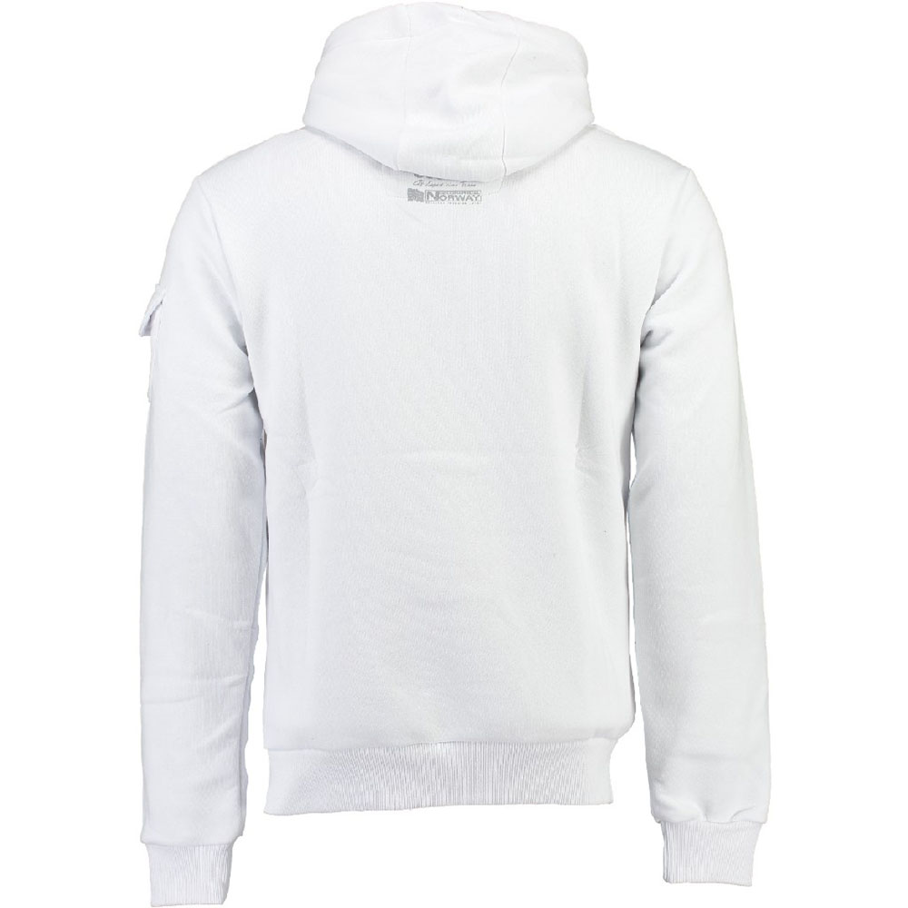 Sudadera Fudicael - blanco