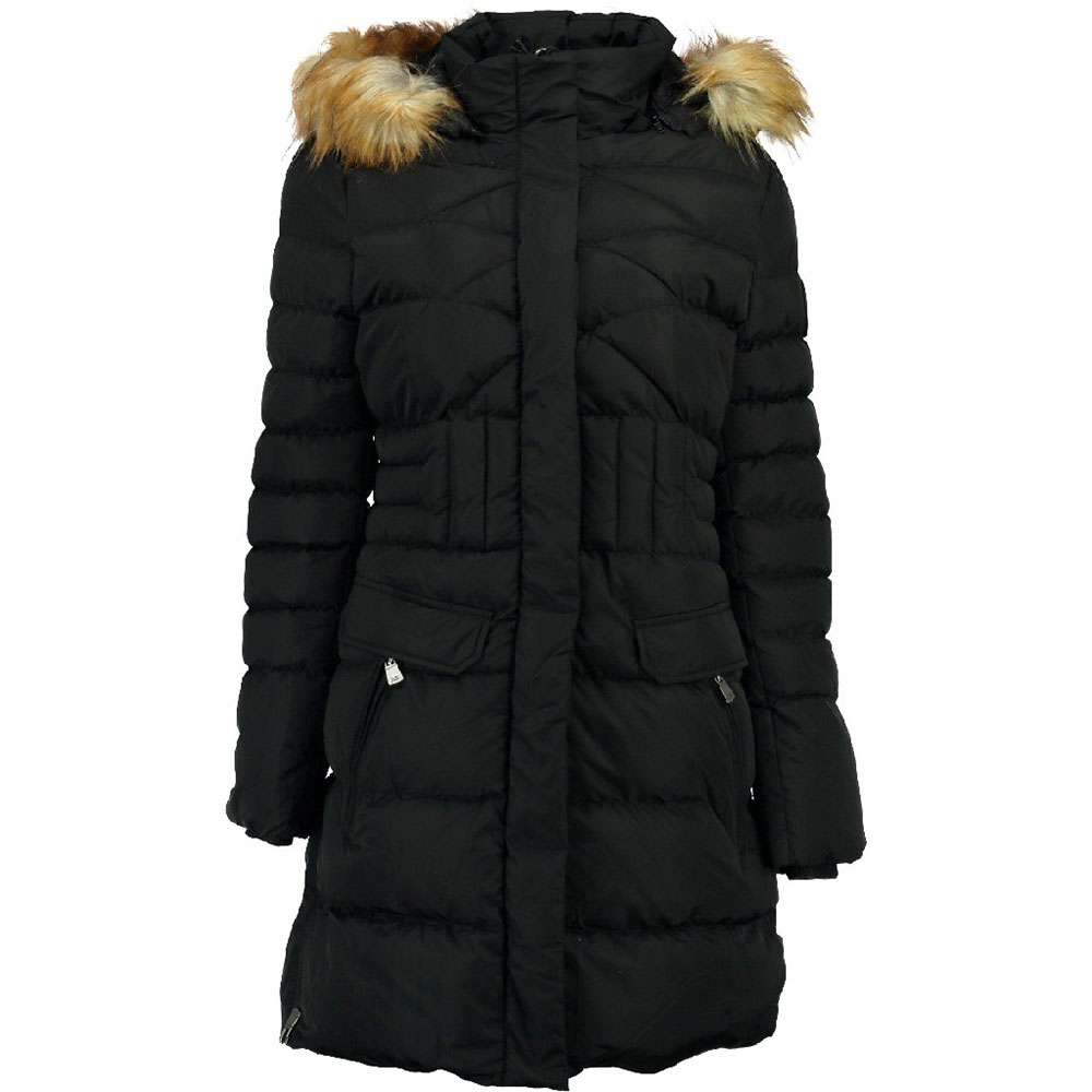 Negro Mujer Parka Black Norway Annael Wq800fgn Geographical gUTTx8wEq