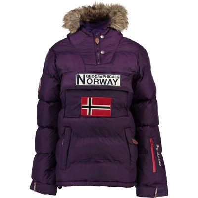 Ropa De Geographical Para Mujer Abrigo Norway A8rAfqw
