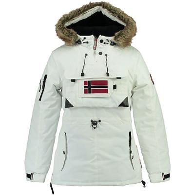 Geographical Mujer Para Abrigo Norway De Ropa OT1q86q