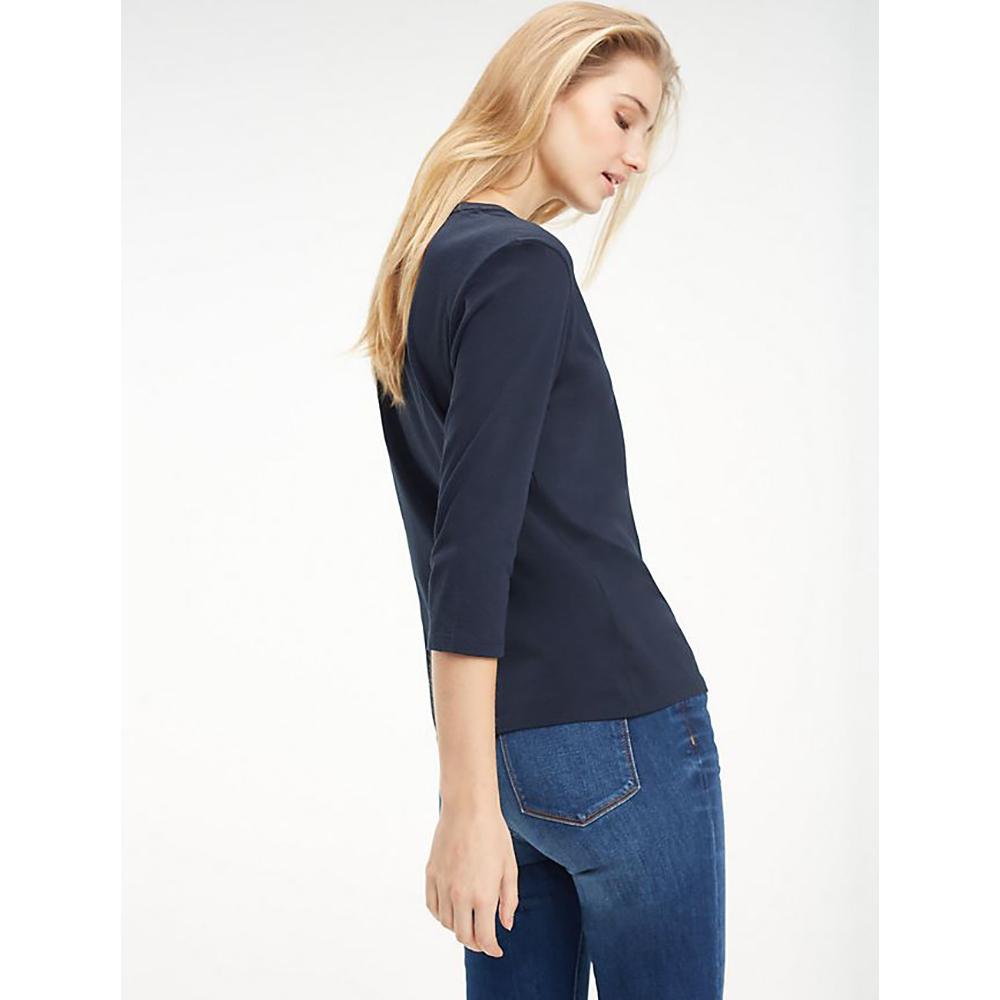 Camiseta mujer - azul marino