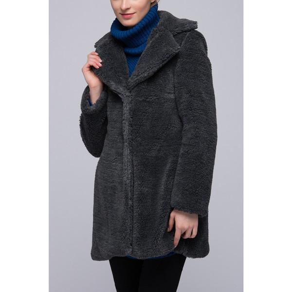 Abrigo mujer - antracita