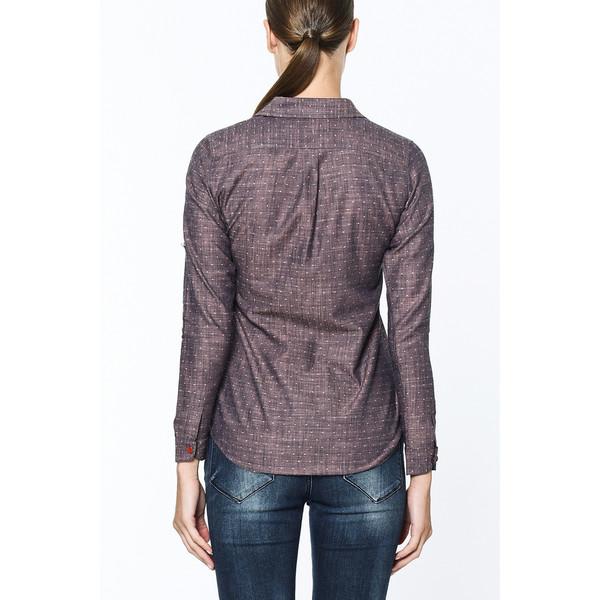 Camisa mujer - marrón