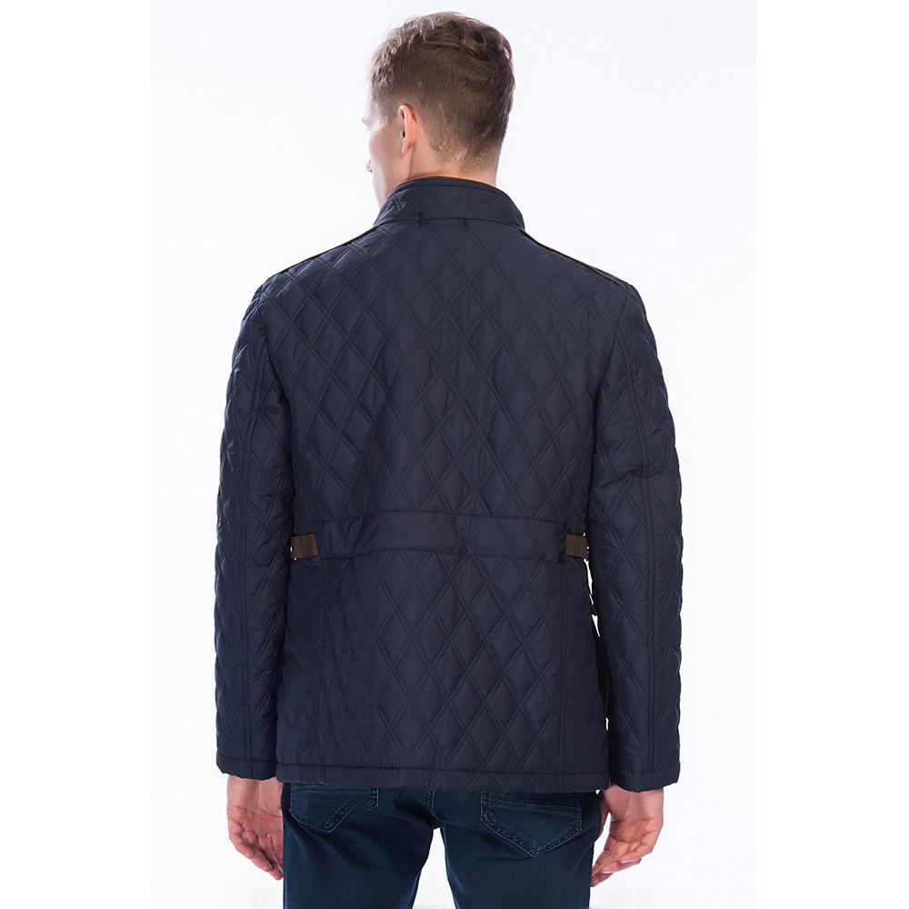 Abrigo hombre - azul oscuro