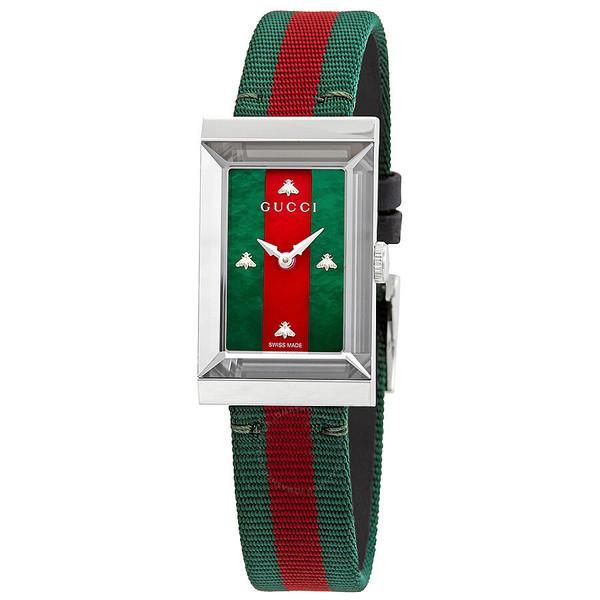 Reloj analógico nylon mujer - multicolor