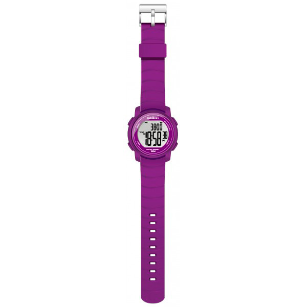 Reloj digital unisex - morado
