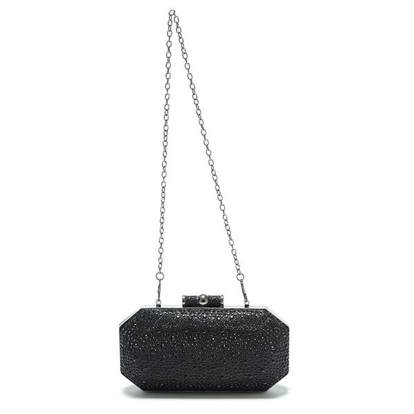 Bolso Clutch - negro