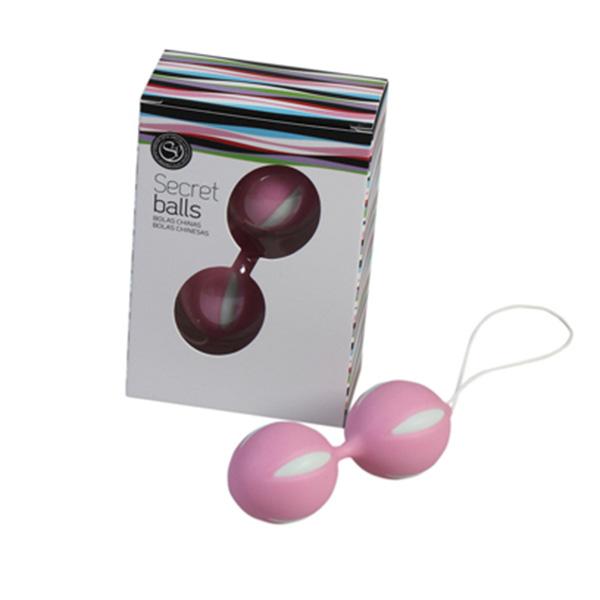 3.5cm Bolas chinas secret balls - rosa