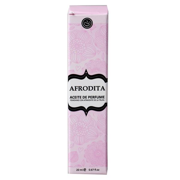 Aceite  de perfume  afrodita