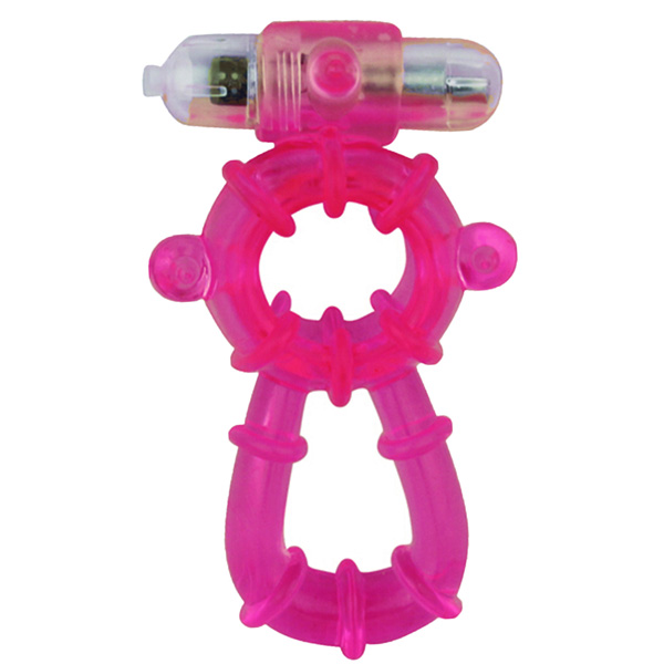 Anillo vibrador - rosa
