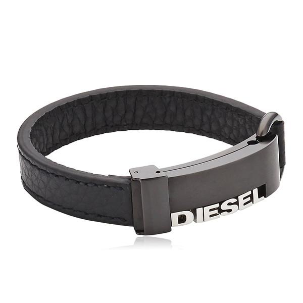 Pulsera cuero diesel