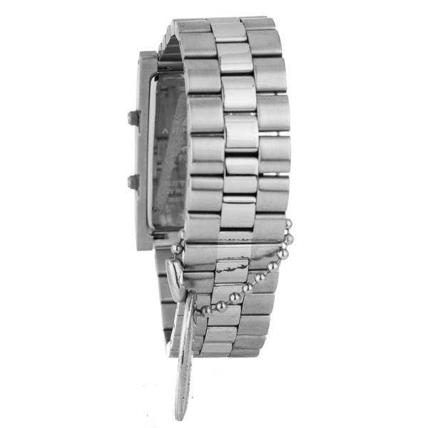 Reloj analógico hombre - gris
